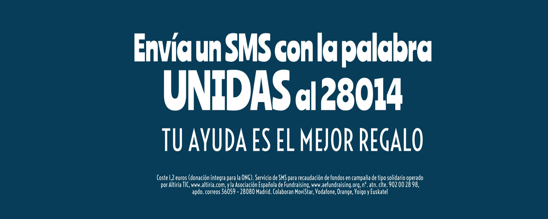 sms solidario
