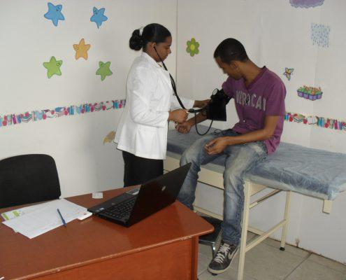 Atención médica integral en República Dominicana