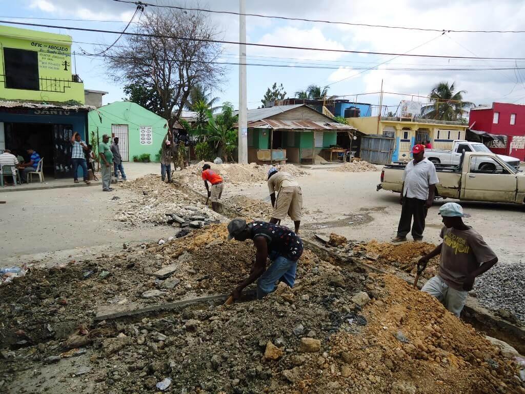 Abastecimiento de agua potable en República Dominicana