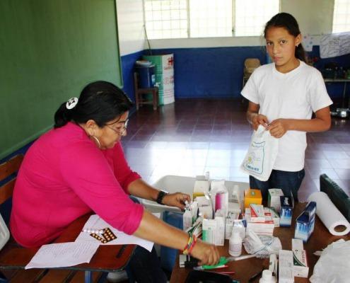 Acercando la salud a todos en Nicaragua