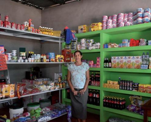 Apoyo a mujeres emprendedoras de barrios periféricos en Estelí