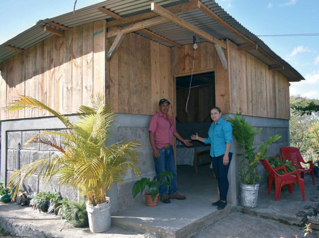 Apoyo al turismo en Nicaragua