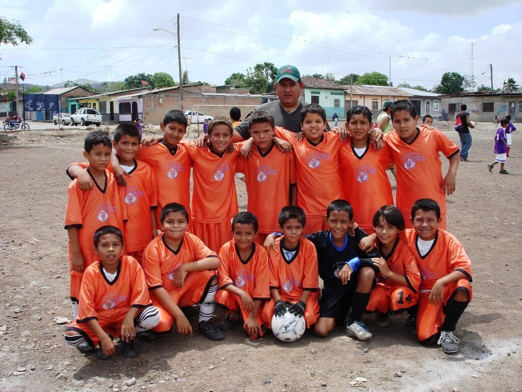 Apoyo deportivo en Nicaragua