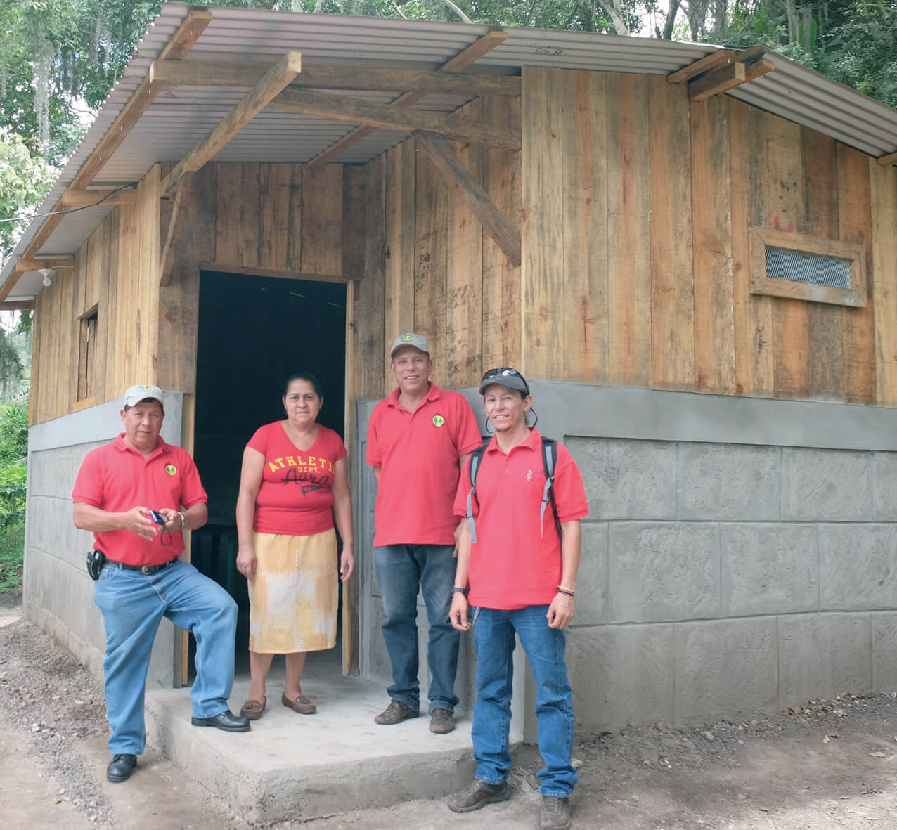 Apoyo y fomento del ecoturismo en Nicaragua
