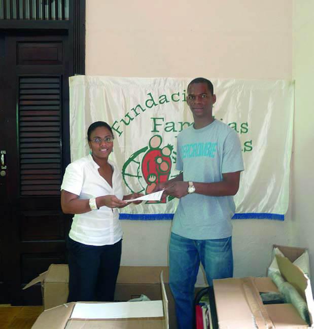 Ayuda para reconstruir Haití