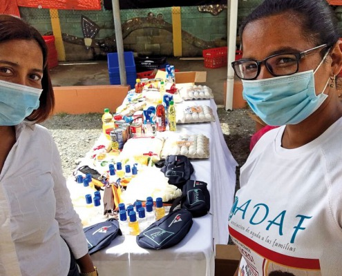 Ayuda de emergencia Covid-19 República Dominicana