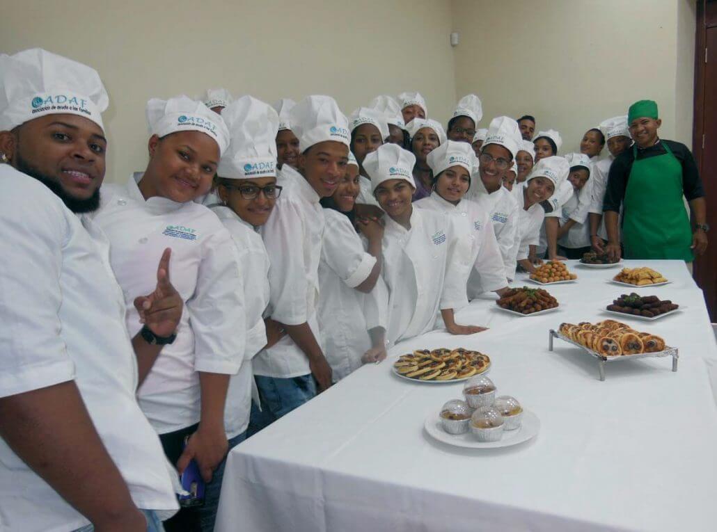 Centro de formación en hostelería República Dominicana