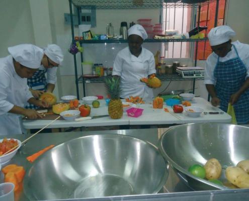 Centro de formación en hostelería en República Dominicana