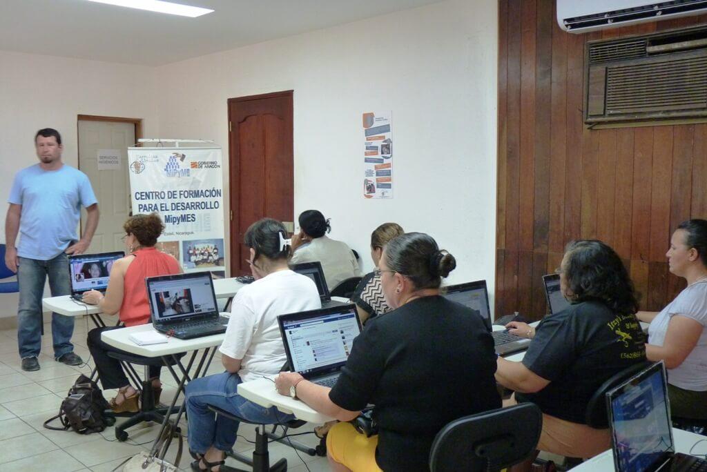 Centro de formación para el desarrollo de las Mipymes en Nicaragua