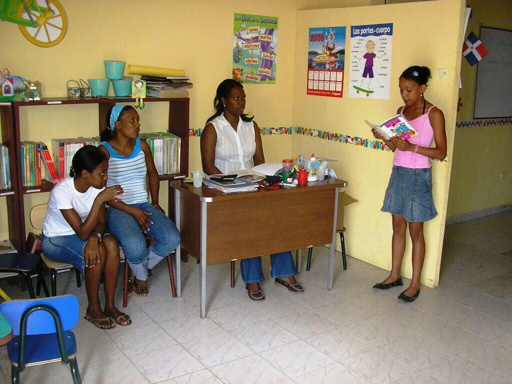 Club de lectores en República Dominicana