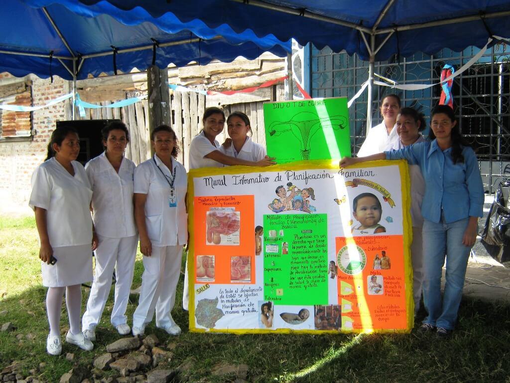 Control y prevención de la tuberculosis y el sida en Nicaragua