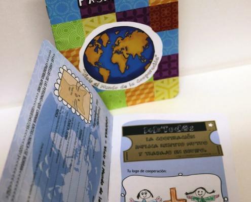 Coopera DPZ: Viaje al mundo de la cooperación