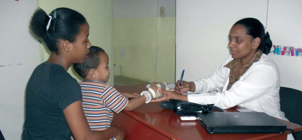 Cooperación en salud con República Dominicana