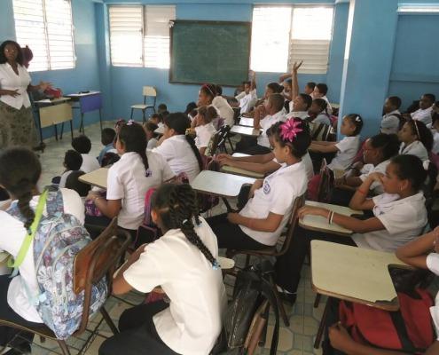 Cultura del reciclaje en República Dominicana