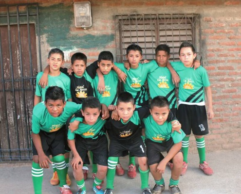 Apoyo al deporte en Nicaragua