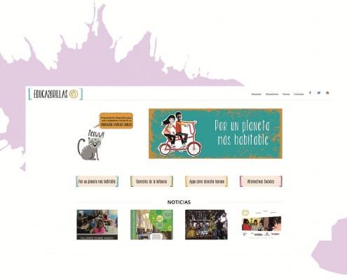 Educa2orillas proyecto de Fundación Familias Unidas