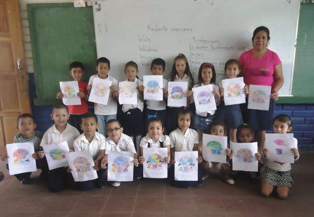 Educación ambiental y reciclaje en Nicaragua
