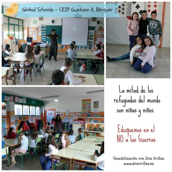 Escuelas globales CEIP Gustavo Adolfo Bécquer
