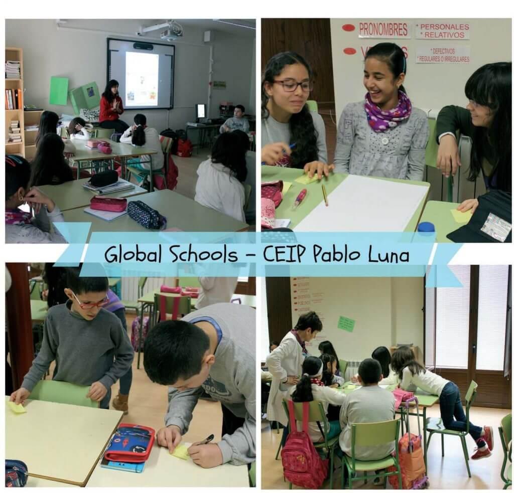 Escuelas globales CEIP Pablo Luna