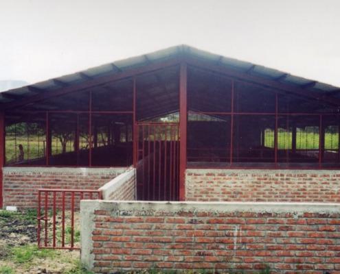 Finca agroecológica en Nicaragua