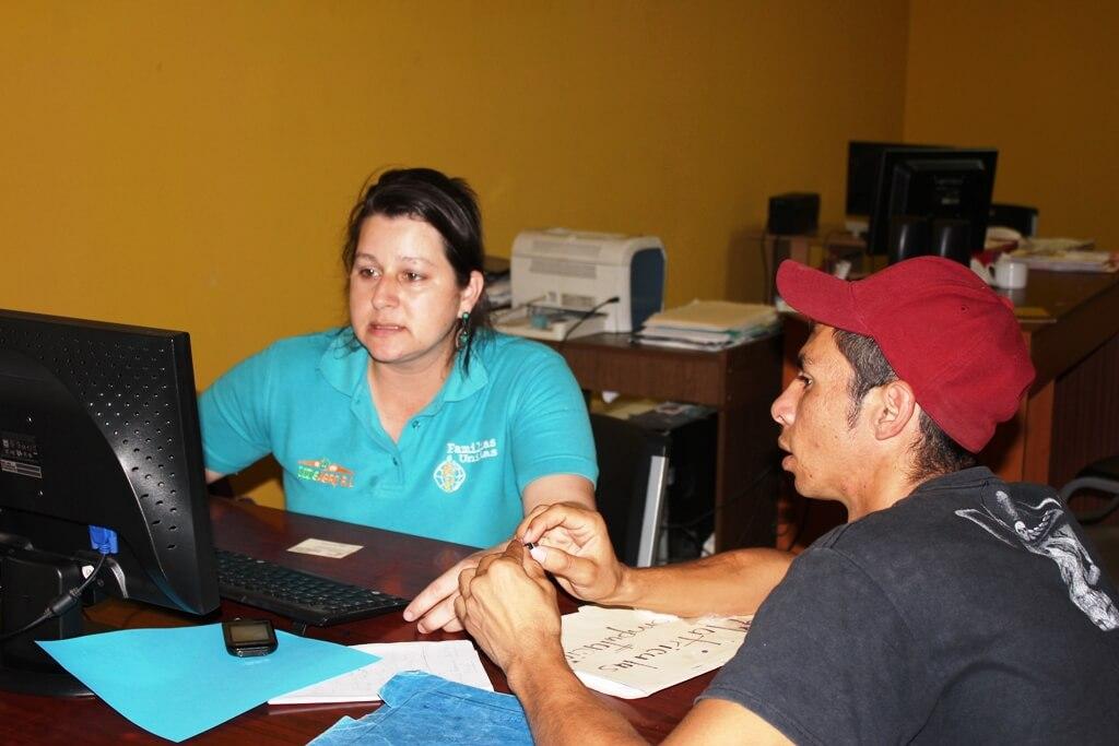 Formación de personal técnico nicaragüense en España