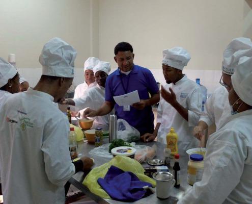 Formación técnica y empresarial República Dominicana
