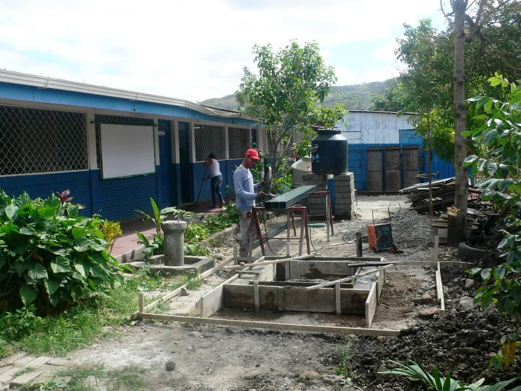 Mejora de infraestructuras escolares en comunidades rurales de Estelí Nicaragua
