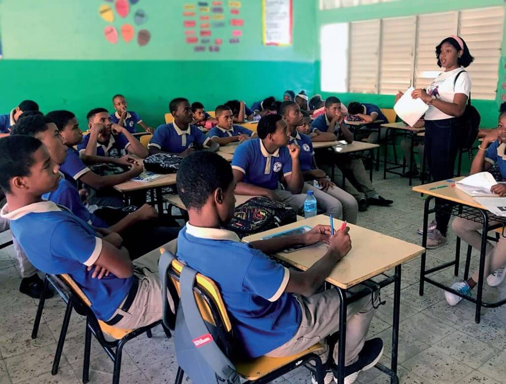 Prevención del matrimonio infantil y uniones tempranas en República Dominicana