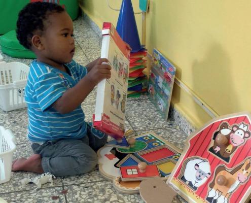 Programa de atención integral primera infancia