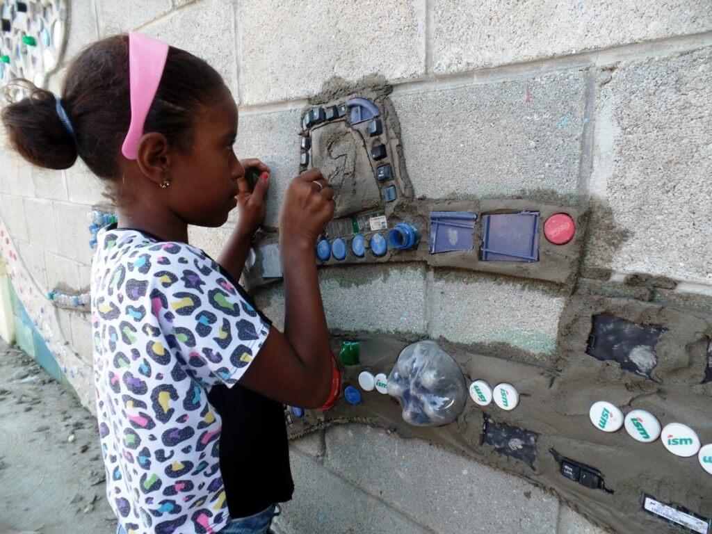 Programa de educación ambiental en República Dominicana