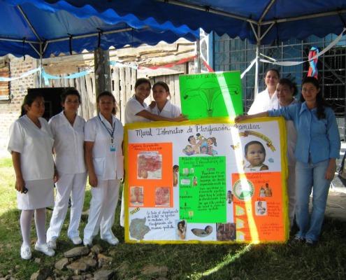 Programa de prevención de la tuberculosis y el SIDA en Nicaragua