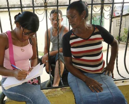 Promotores de salud en República Dominicana