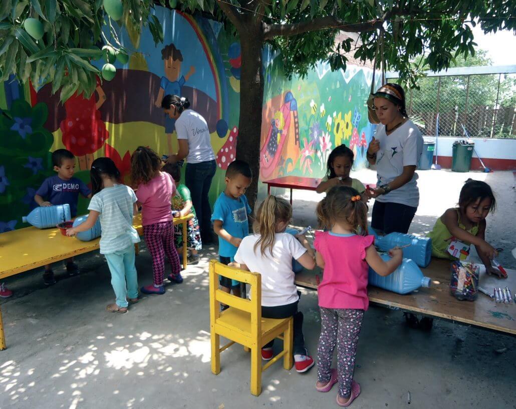 Proyecto de reciclaje en Estelí
