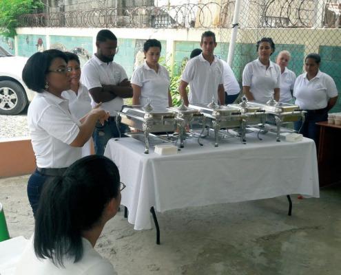 Proyecto en cooperación al desarrollo en Nicaragua