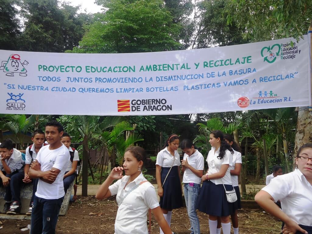 Proyecto Estelí más limpia en Nicaragua