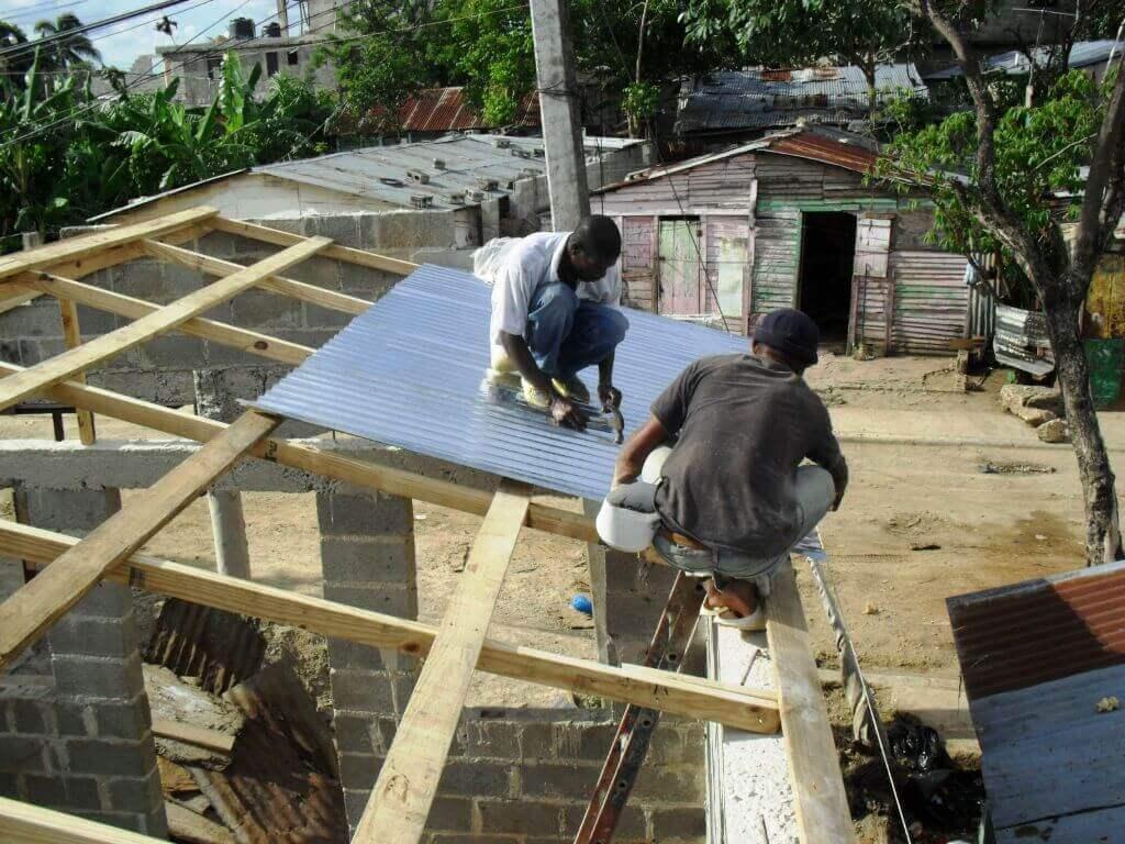 Rehabilitación de viviendas en República Dominicana
