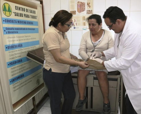 Salud en Nicaragua