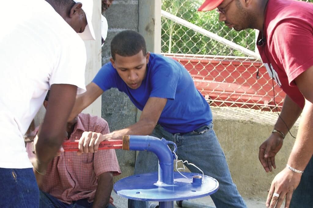 Transformando vidas en República Dominicana